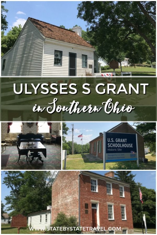 Ulysses S Grant in Southern Ohio