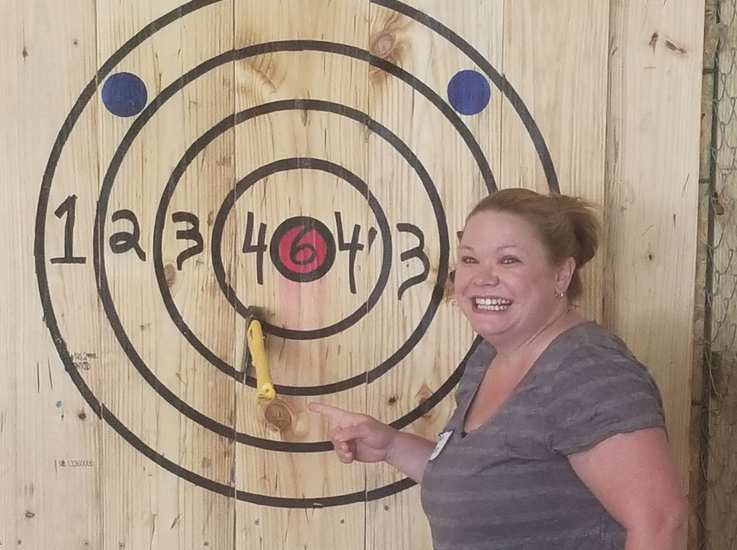 Houston Axe Throwing
