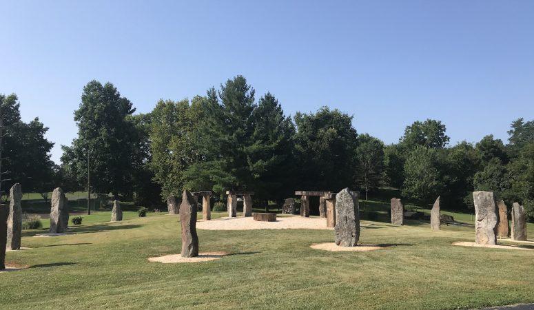 Kentucky Stonehenge