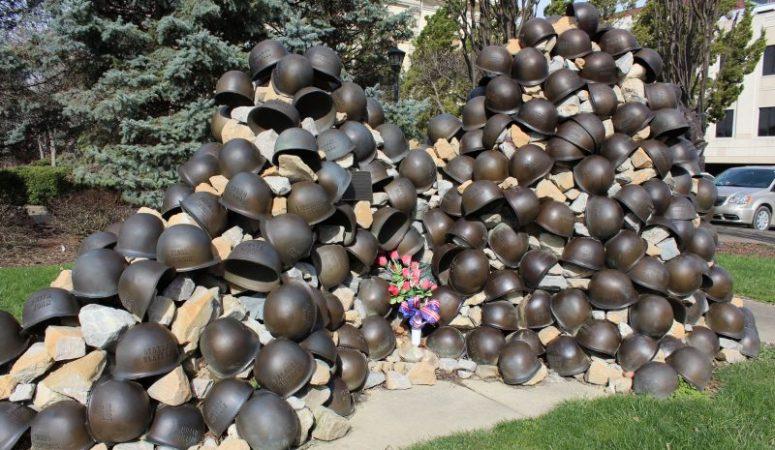 WWII/Korean War Memorial, Ohio