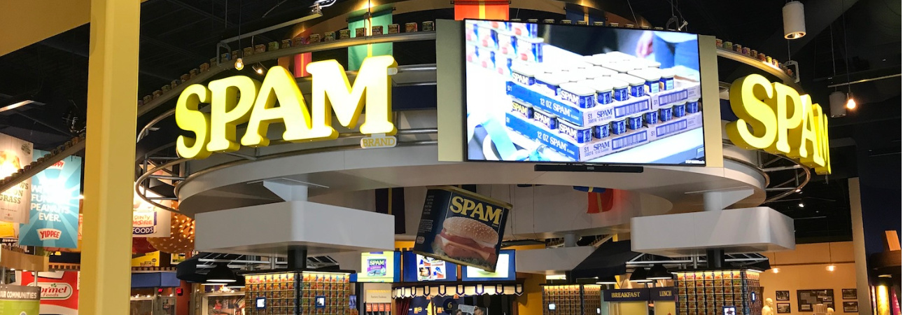 The Spam Museum Minnesota