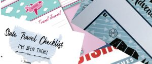 Travel Printables and Checklists