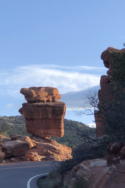Balanced Rock Garden of the Gods