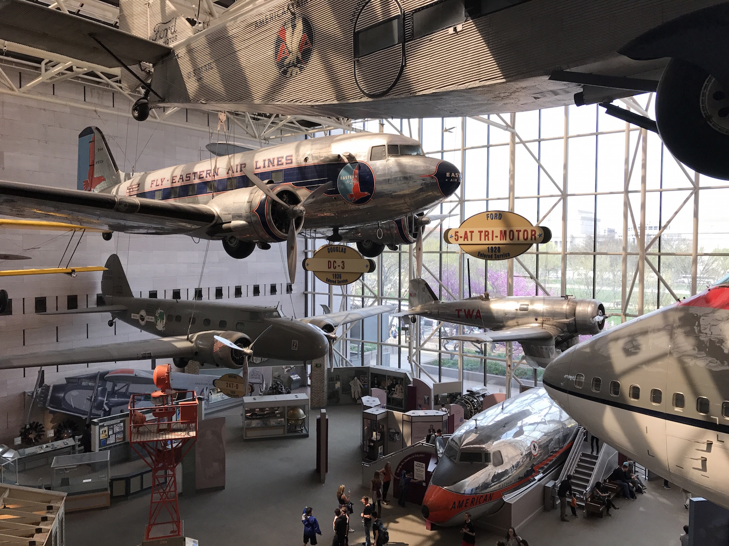 Smithsonian Air & Space Museum