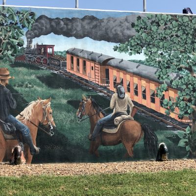 Murals in Franklin KY – Simpson County