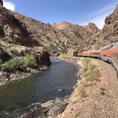 Experiencing the Royal Gorge Route Railroad
